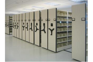 Mobile Shelving | Shelving System & Racking Supplier Qatar